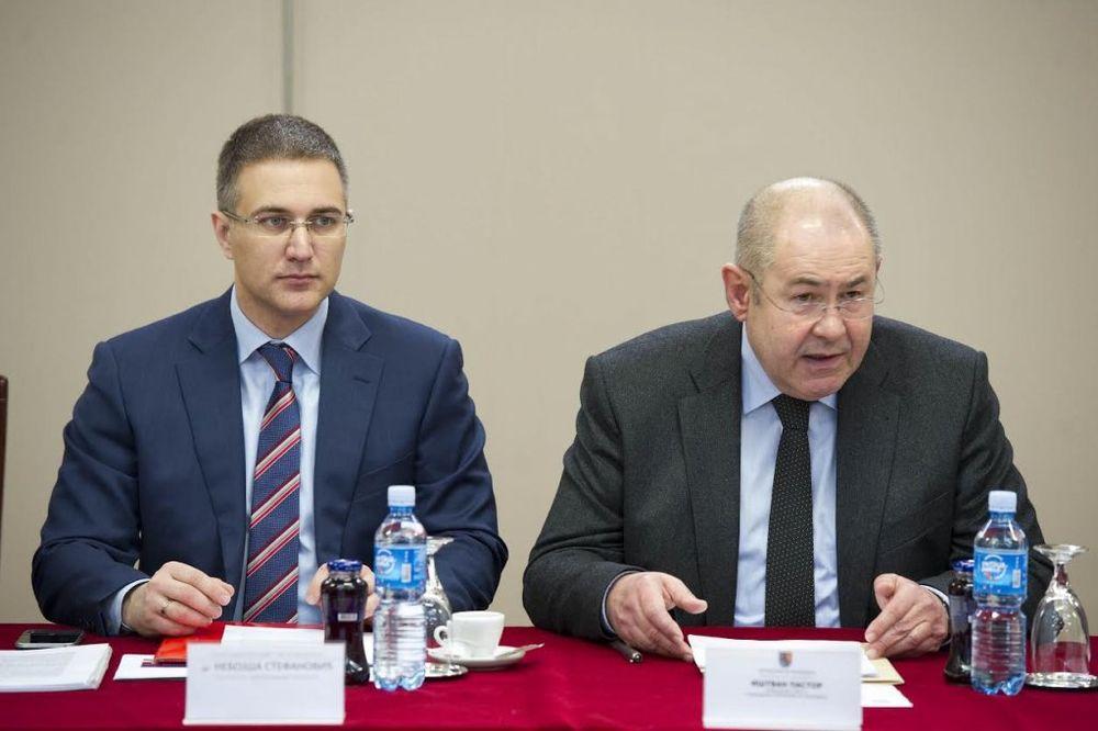 Nebojša Stefanović: U Vojvodini za 8,9 odsto manje kriminalnih dela