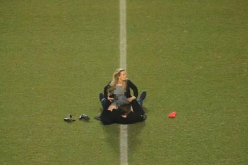 (VIDEO) SEKS PREVARA: Nasamarili nas ljubavnici sa stadiona Čarltona