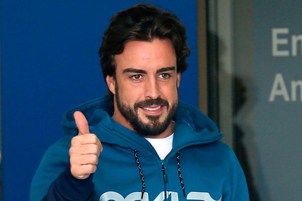 ŠPANAC SE VRAĆA: Alonso spreman za start sezone