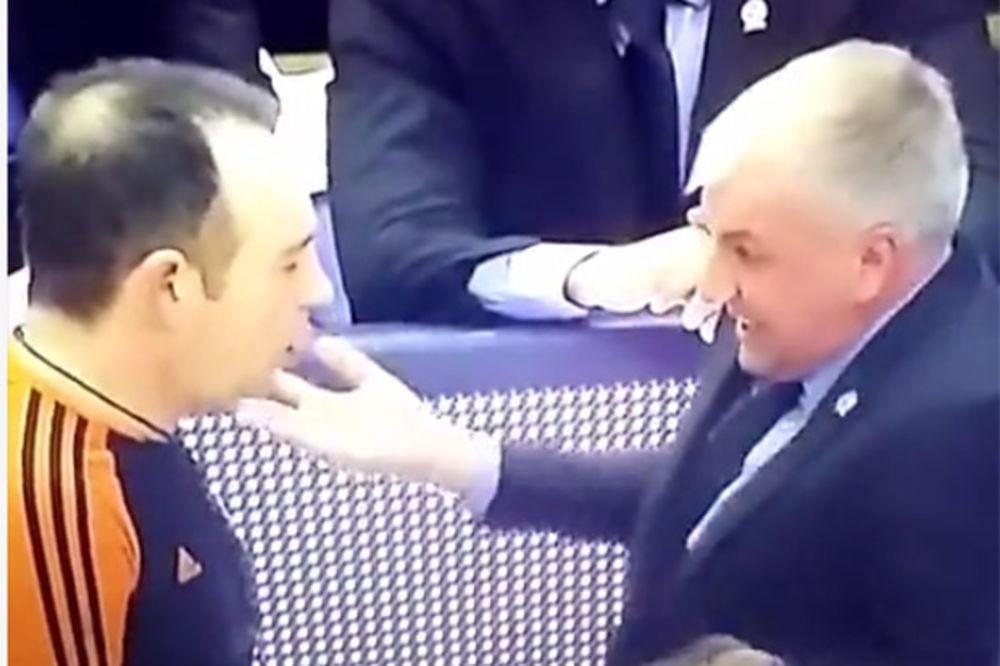 (VIDEO) TEMPERAMENTNI ŽOC: Željko Obradović ima nešto da kaže sudijama