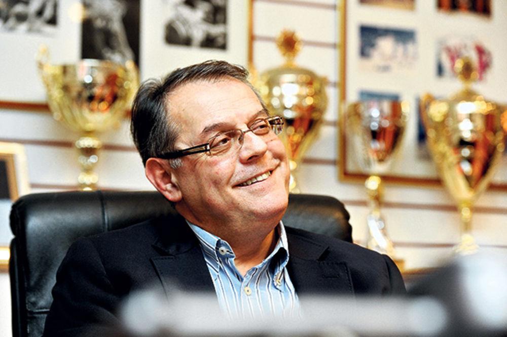 Čović: Posebno me raduje što smo u potpunosti nadigrali Partizan