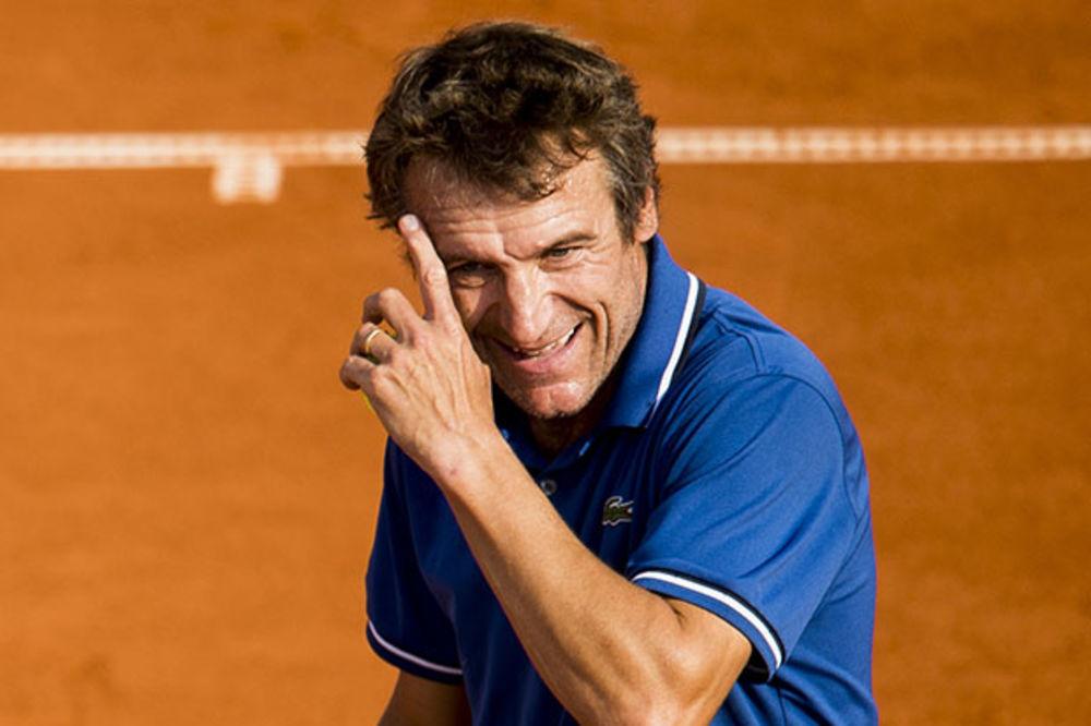 VILANDER SE OPAMETIO: Novak je glavni favorit za titulu!