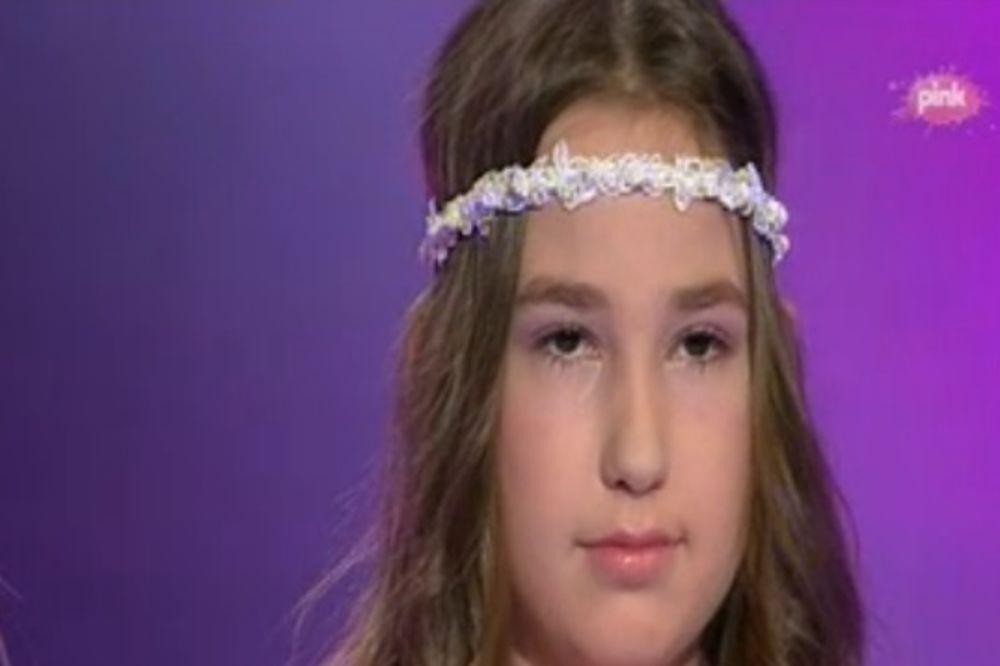 IVANA OSTAVILA ŽIRI U ŠOKU: Zbog nje je Leontina zaplakala