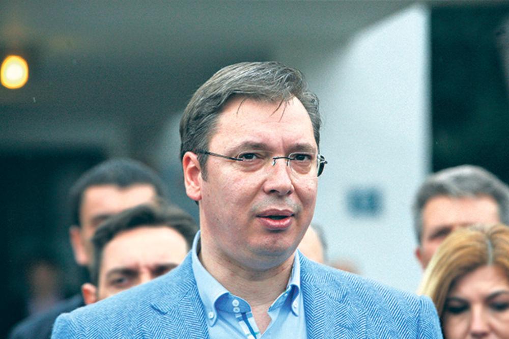 Vučić: Toni Bler Vladu ne košta ni dinar
