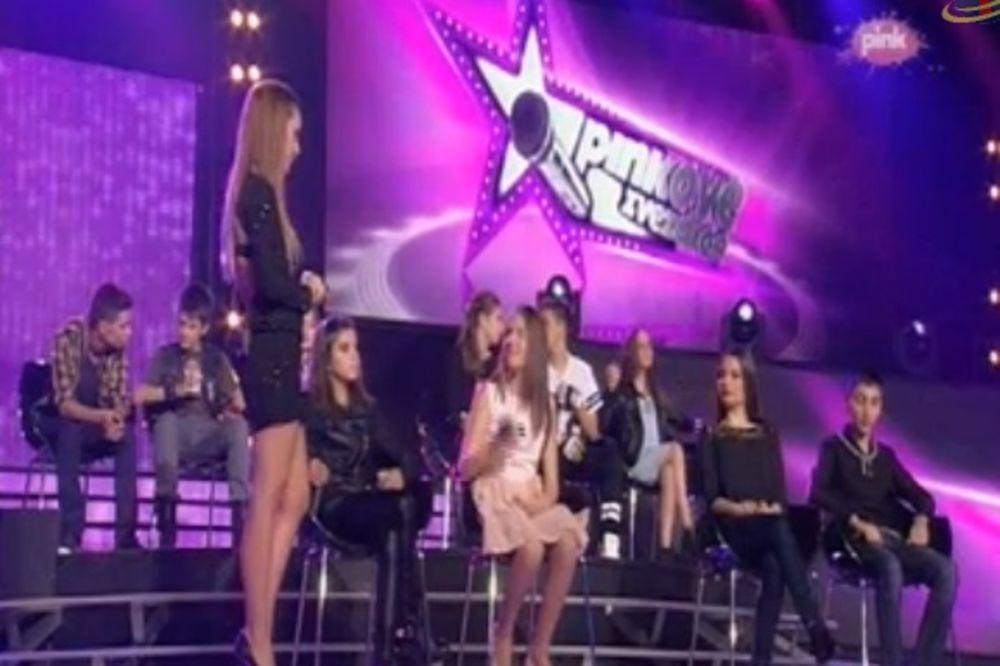 PINKOVE ZVEZDICE: Takmičenje su napustili Valentina i Nejaz!
