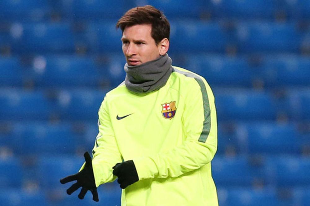 SKANDAL SVETSKIH RAZMERA: Mesi prao novac i plaćao fudbalerima da igraju za njegov tim