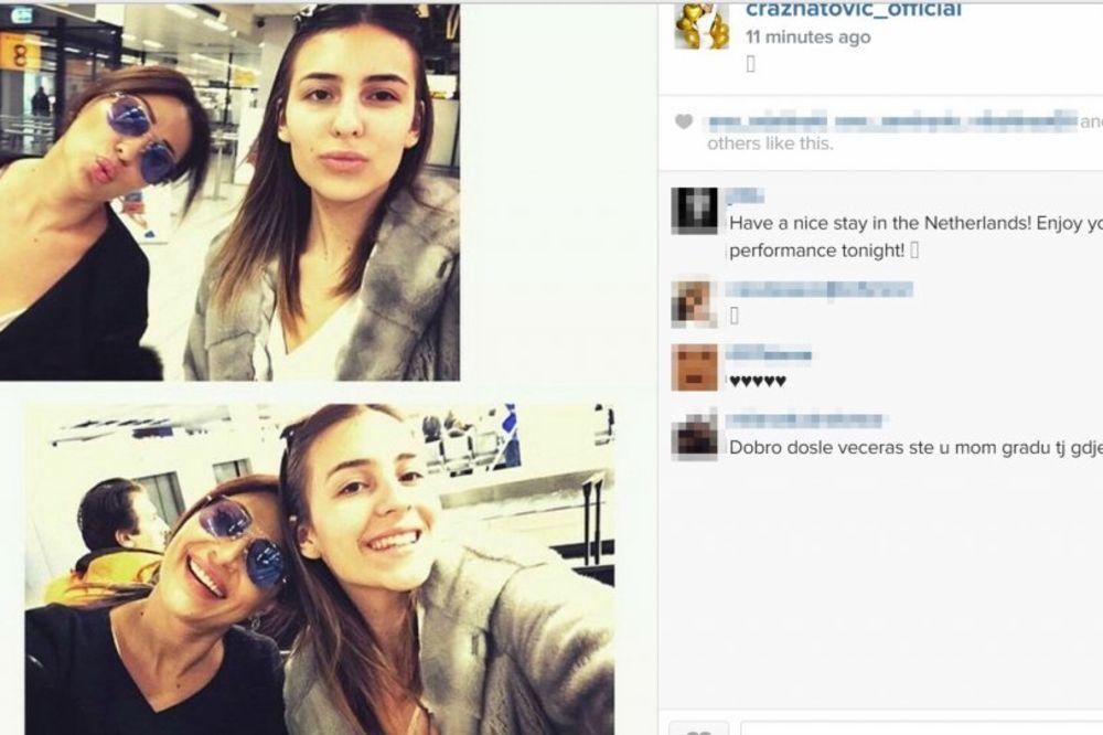 (FOTO) CECA I ANASTASIJA NIKAD IZAZOVNIJE: Zajedničkom fotografijom zapalile društvene mreže!