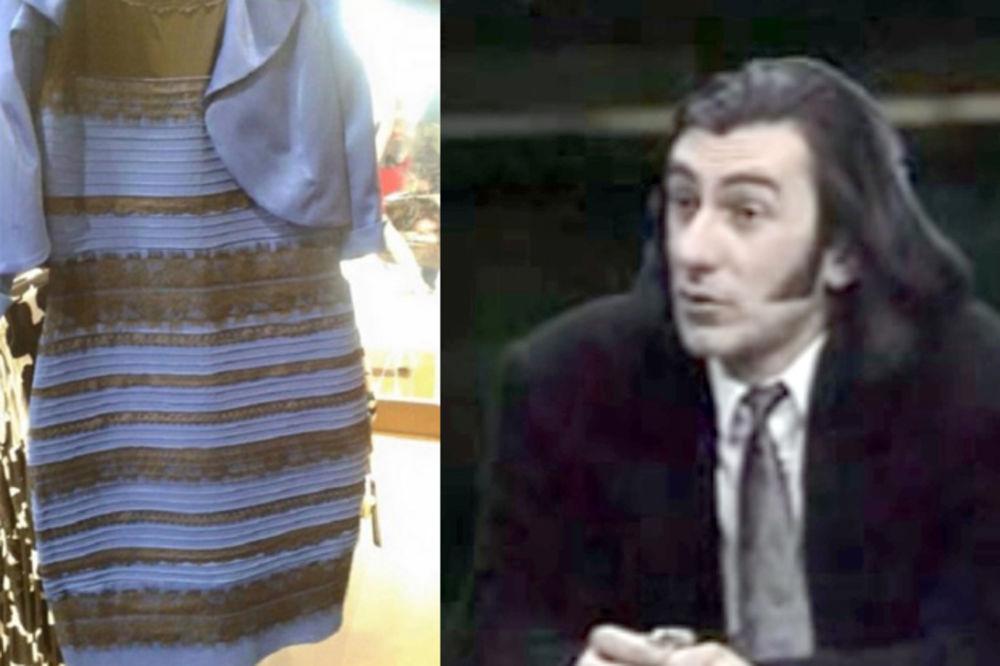 (VIDEO) NADREALISTI REŠILI MISTERIJU: Evo šta Đuro misli o boji haljine koja je uznemirila svet!
