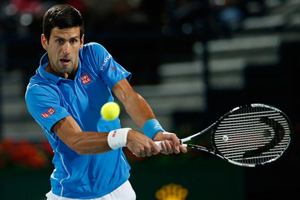 (VIDEO) NIŠTA OD 50. TITULE: Đoković poražen u finalu Dubaija od Federera