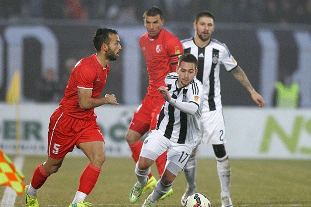 ZVONKO VARGA: Partizan nije zaslužio da pobedi