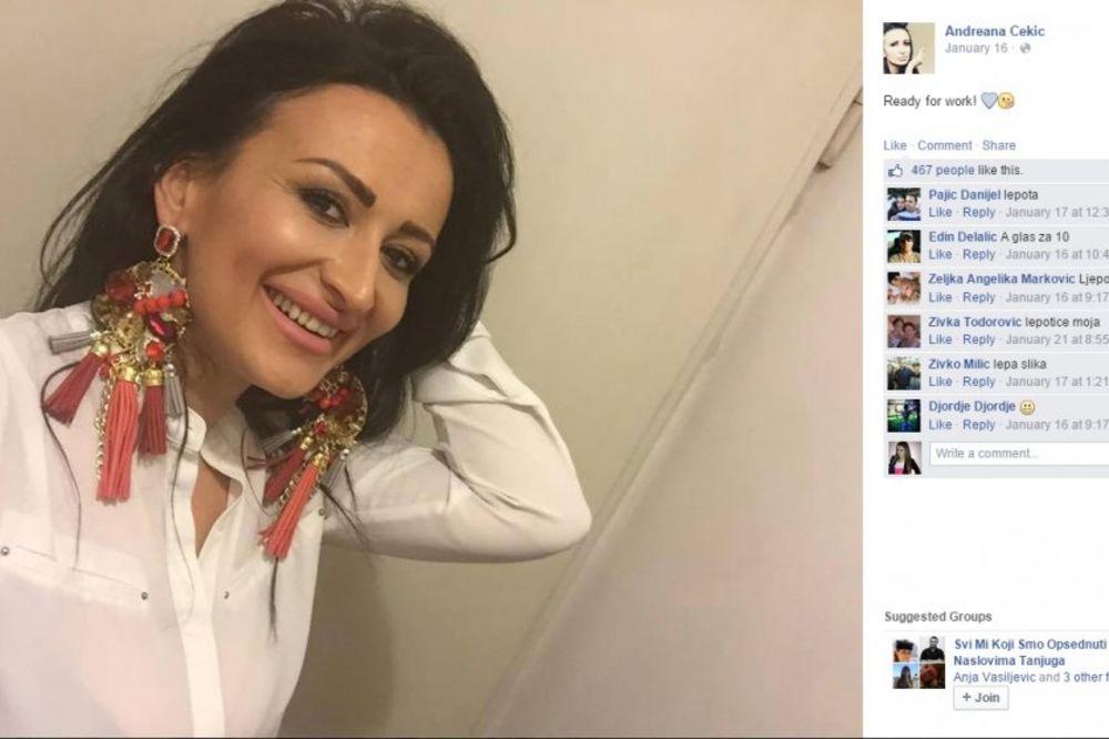 SVADBA 4. MAJ: Andreana Ćekić 3 dana slavila devojačko veče!