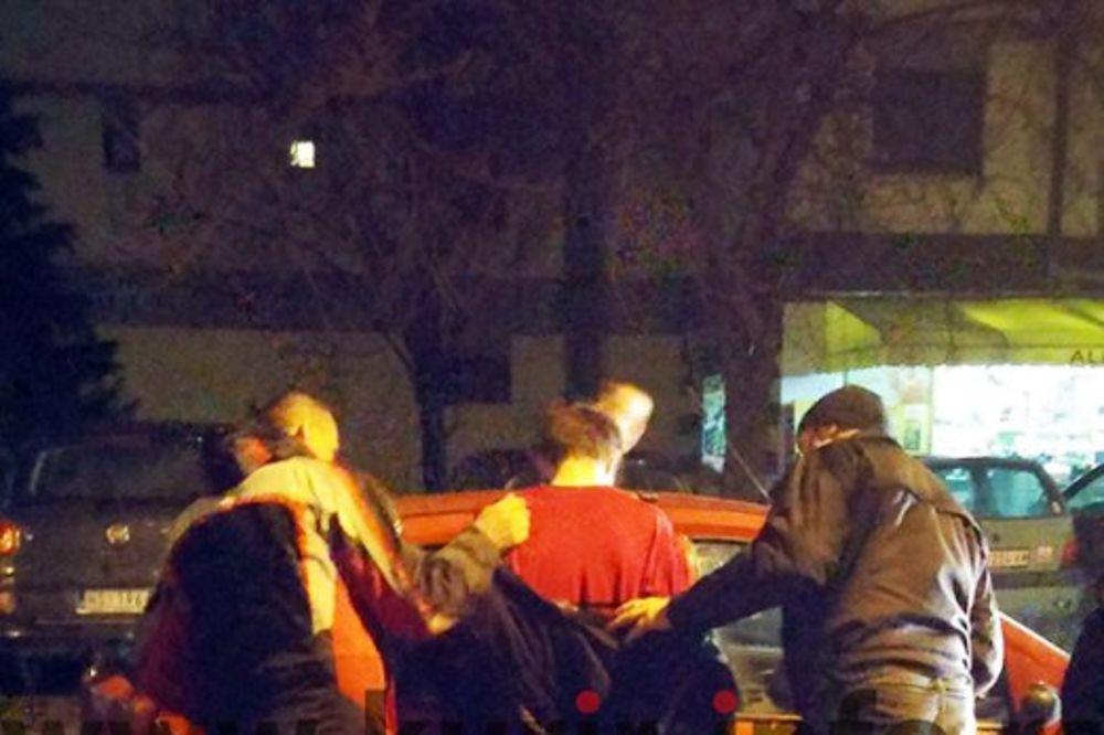 (VIDEO) DILOVAO HEROIN: Uhapšen jedan od poznatijih narkodilera u Novom Sadu!