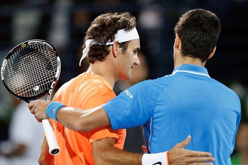 FEDERER: Novak je neverovatan, a naše rivalstvo sjajno