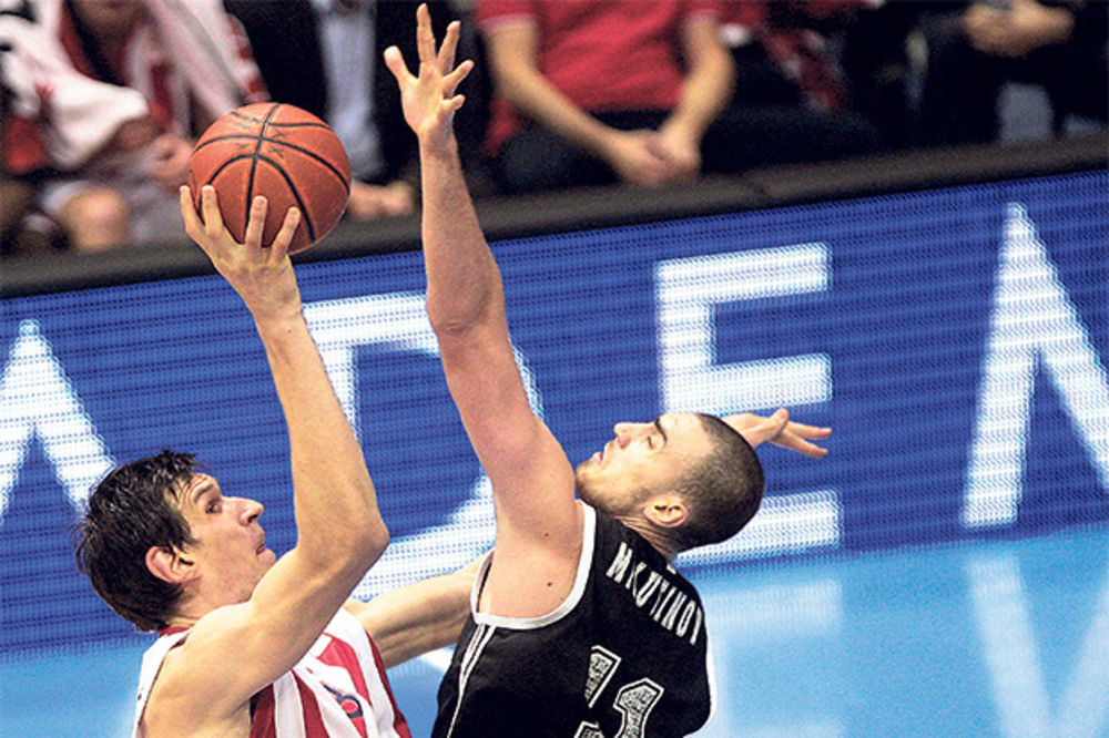 JUNAK NA JUNAKA: Pobeda Partizanu donosi drugo mesto