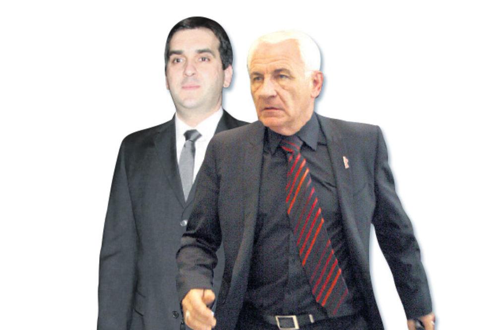 SVAĐA: Nikolić i Stevanović u klinču zbog izbora novih direktora!