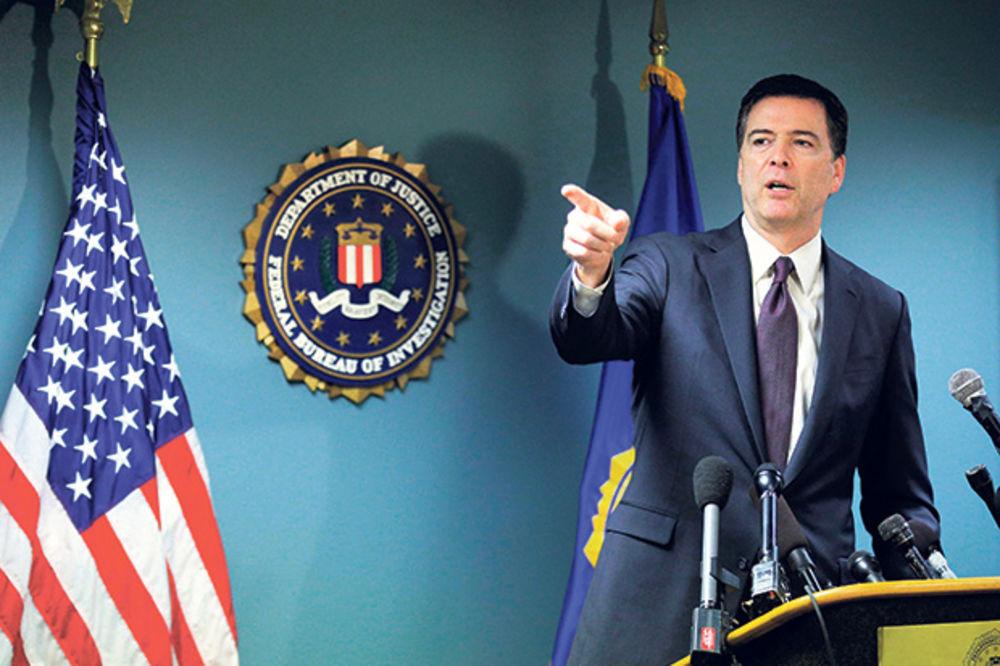 ISTORIJSKA POSETA: U Srbiju prvi put dolazi direktor FBI