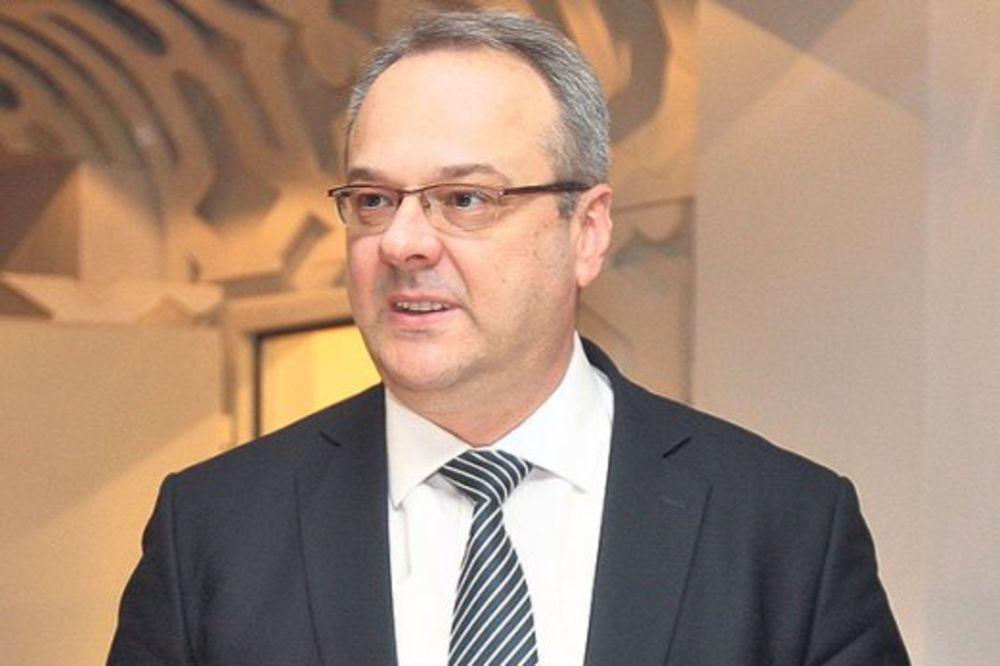 Sertić: Esmark dobrodošao za upravljanje Železarom