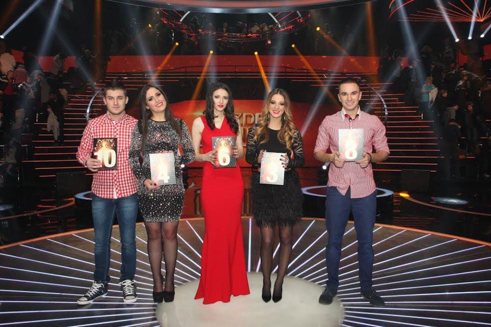 ZVEZDE GRANDA: Dalje su prošli Ivana, Jelena, Lazar, Nikola i Dinka!