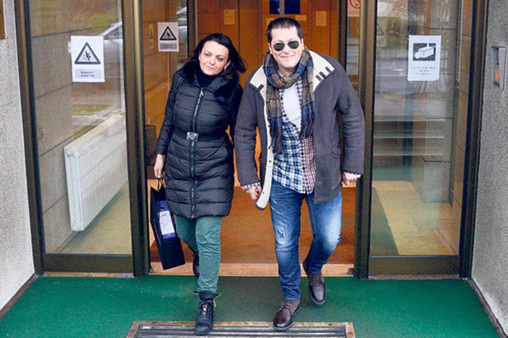 TRI TEŠKE NEDELJE: Supruga Ace Pejovića napustila bolnicu