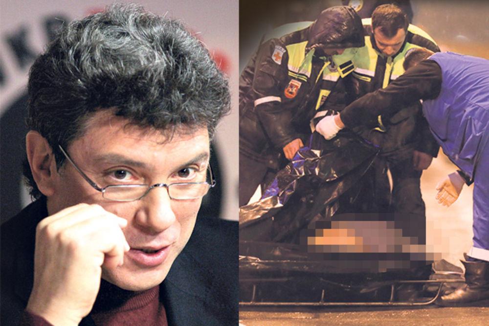 MNOGO TEORIJA: Nemcova ubili CIA, Putin, manekenka ili Ukrajinci!