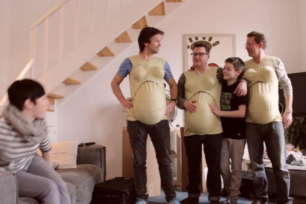 (VIDEO) Evo kako su 3 muškarca odlučila da se zahvale svim mamam na svetu!