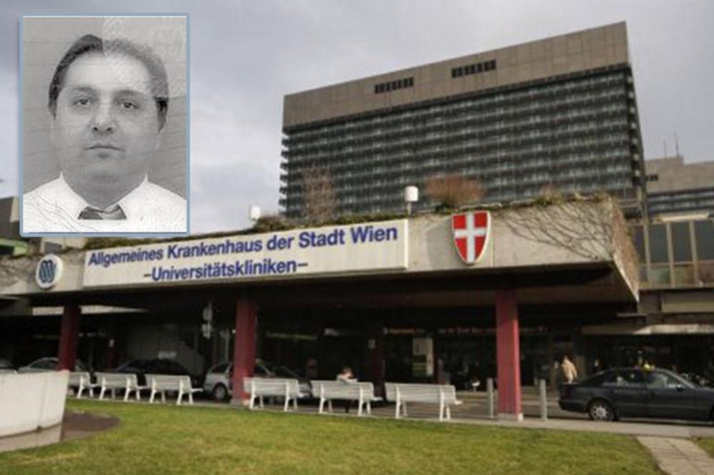 PORODICA TRAŽI SVEDOKE: Teško povređeni Srbin nestao u bečkoj bolnici!