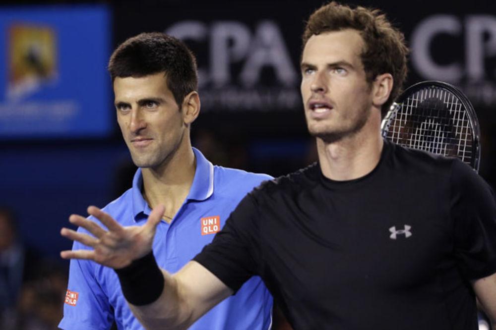 NIKADA NIJE KASNO: Marej konačno priznao da se sramno poneo prema Novaku!
