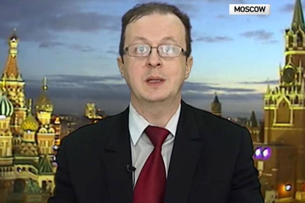 DMITRIJ BABIČ: Putin nije iza likvidacije Nemcova, njegovo ubistvo odgovara Zapadu