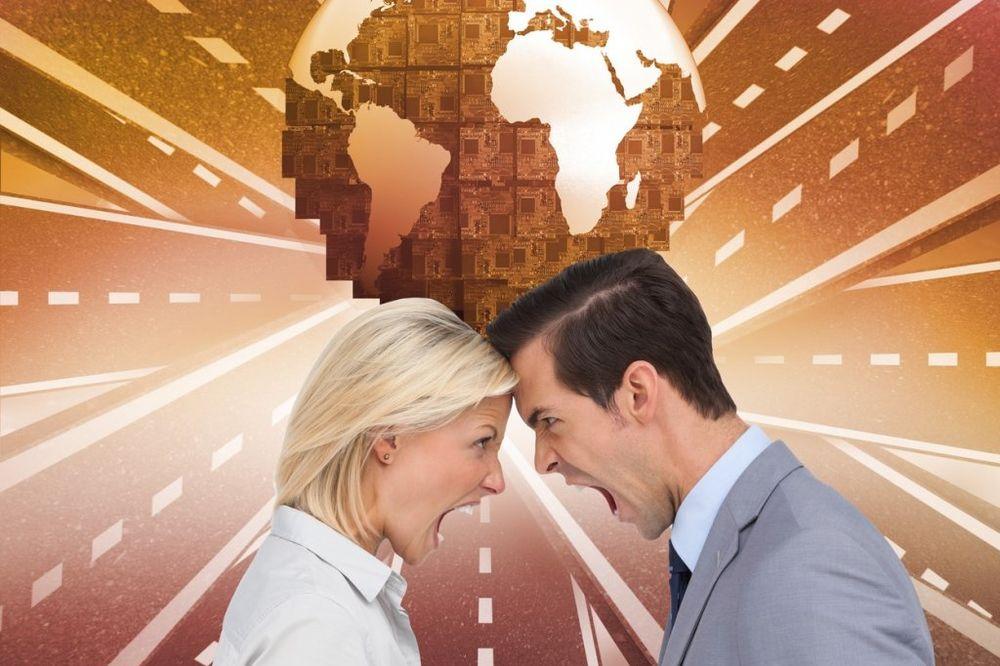 GUBITNICI U STARTU: 7 svađa u kojima još nijedan muškarac nije pobedio ženu!