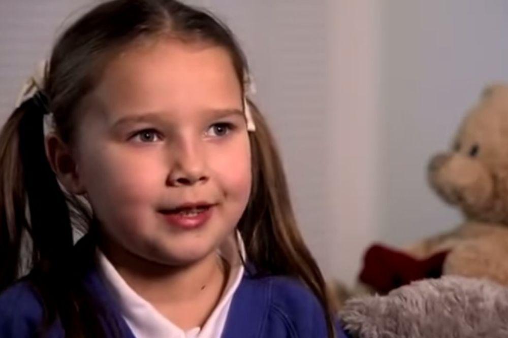 KUVA, PERE, ČISTI: Ima 6 godina i cela porodica zavisi od nje!