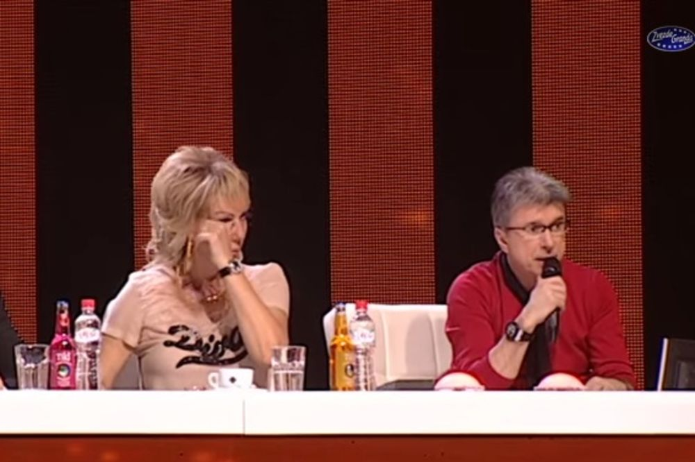 (VIDEO) ZVEZDE GRANDA: Takmičarka rasplakala Lepu Brenu!