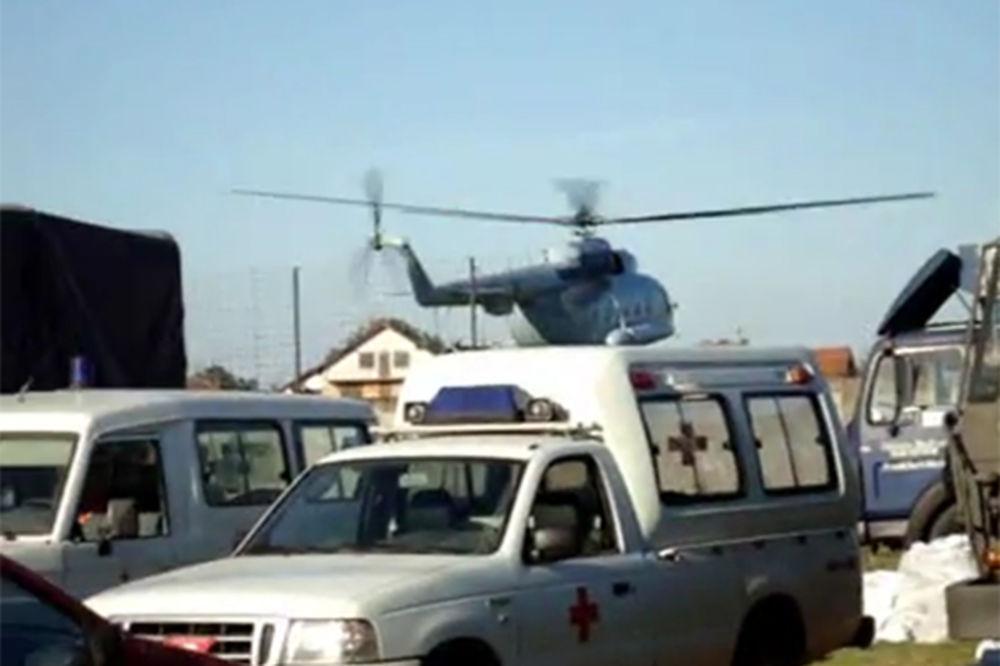BORBA ZA ŽIVOT: Sin gradonačelnika Sarajeva helikopterom evakuisan za Ljubljanu