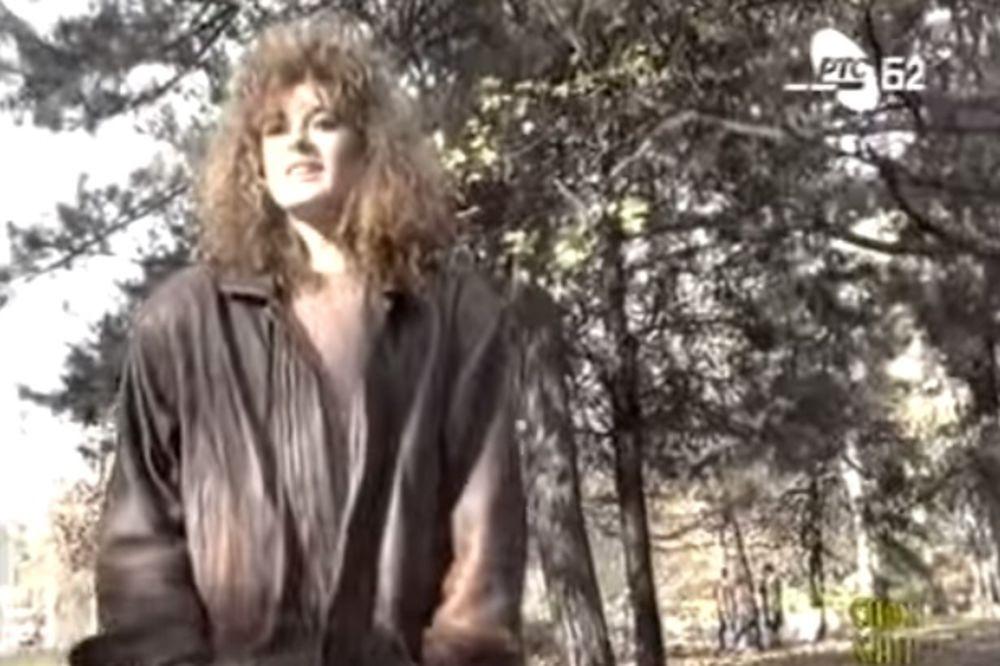 (VIDEO) DA LI SE PROMENILA: Evo kako je Viki izgledala pre 23 godine