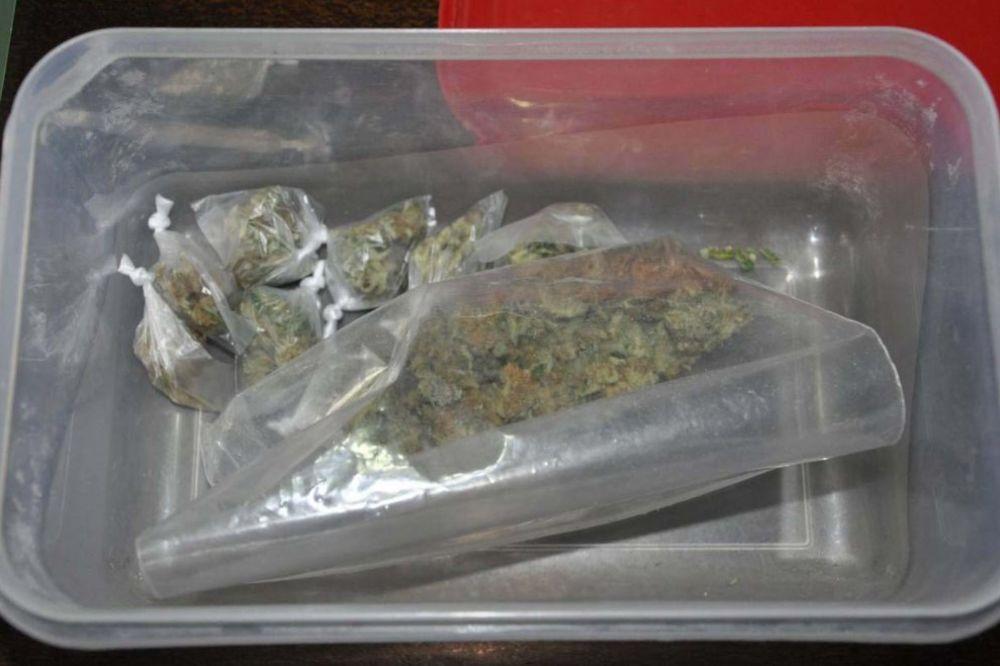 ŠABAC: Policija zaplenila kokain i skank!