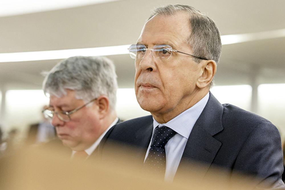 LAVROV: OEBS pristrasan prema obračunu sa ruskim medijima u Ukrajini