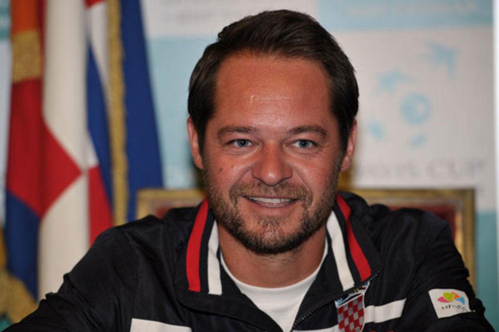 SELEKTOR HRVATSKE: Nismo došli da izgubimo, ali su Srbi sa Novakom favoriti