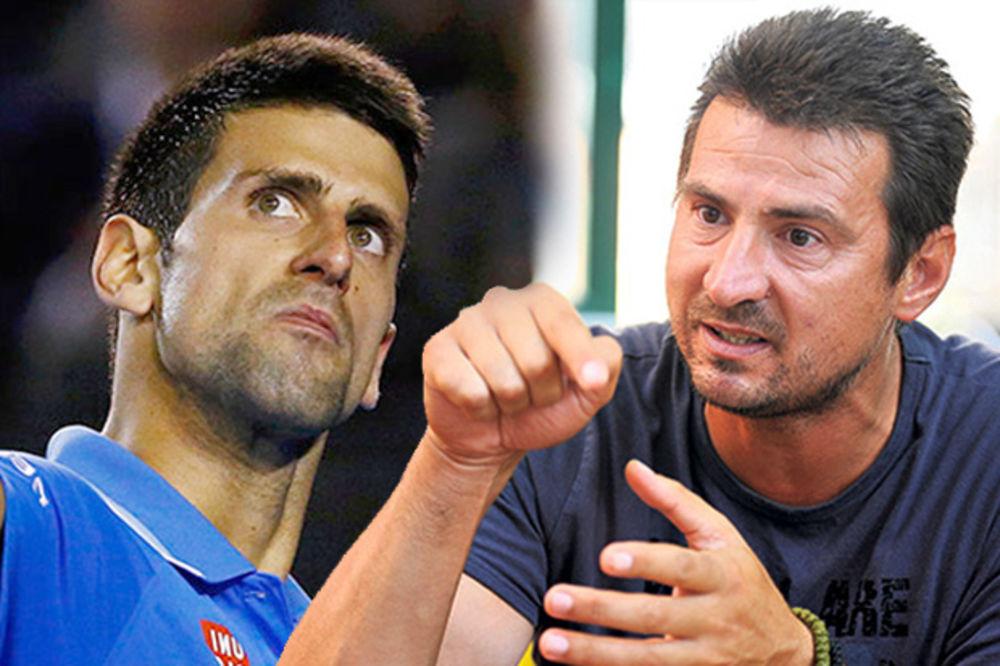 (FOTO) Pogledajte šta su radili Vanja Grbić i Novak Đoković!
