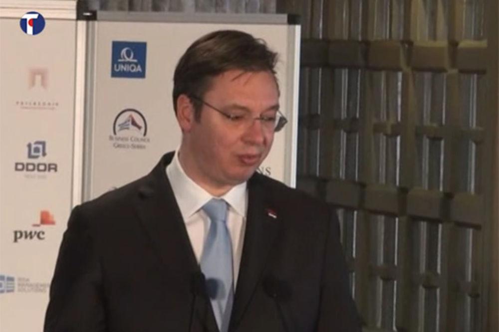 (VIDEO) VUČIĆ: Vičite meni pe..ru, a ne Novaku Đokoviću!