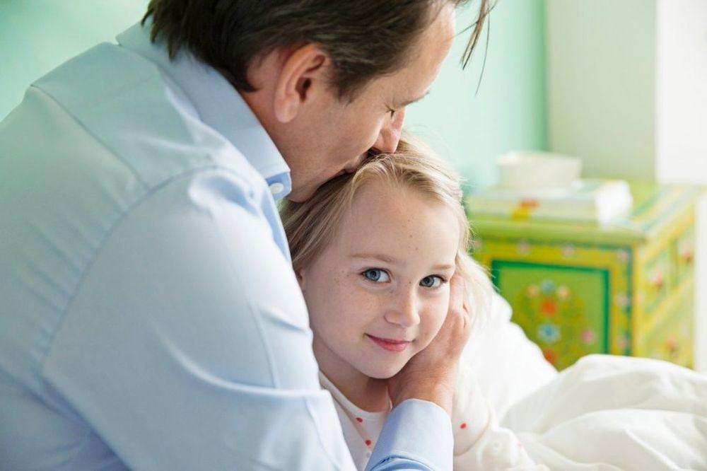 DIRLJIVO: Vikao je na ćerku (3), a njen odgovor mu je slomio srce