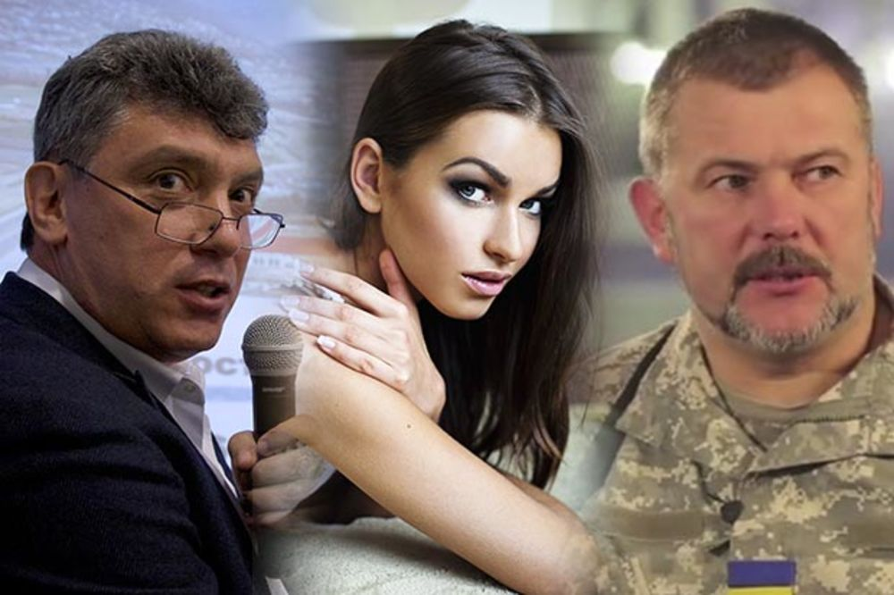(VIDEO) KIJEVSKA VEZA: Nemcovljeva devojka bila ljubavnica komandanta ukrajinskih plaćenika!