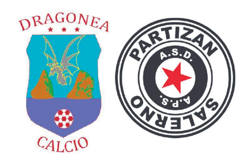 VEČITI DERBI POD VEZUVOM: Zvezda razbila Partizan u Italiji