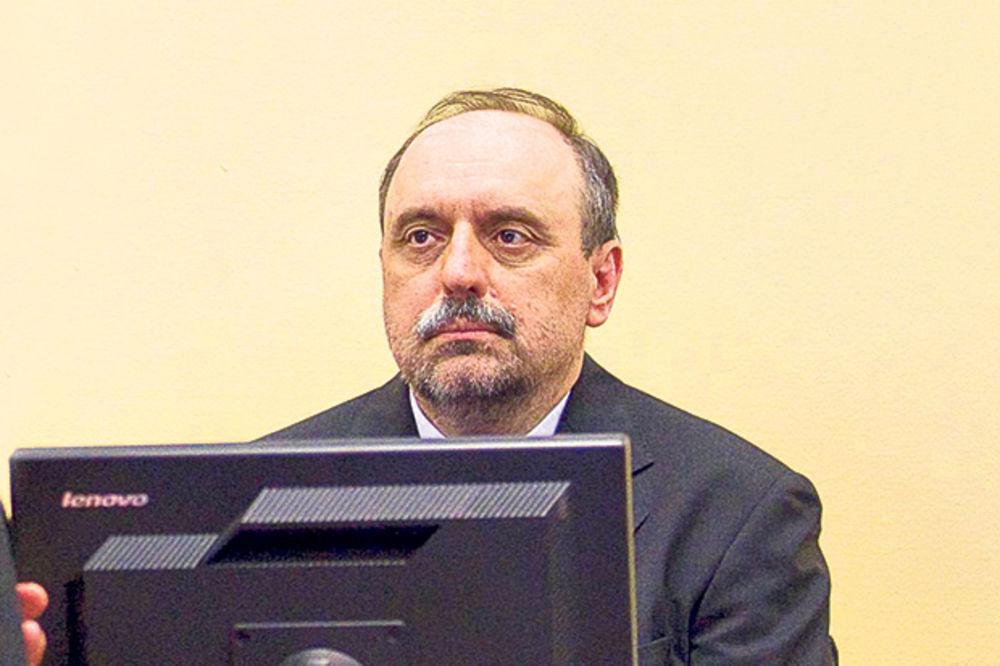 DRAMATIČNO: Goran Hadžić umire, pustite ga na lečenje!