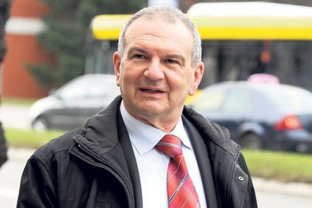 Nenad Ognjenović: Optužen sam zbog rata među partijama