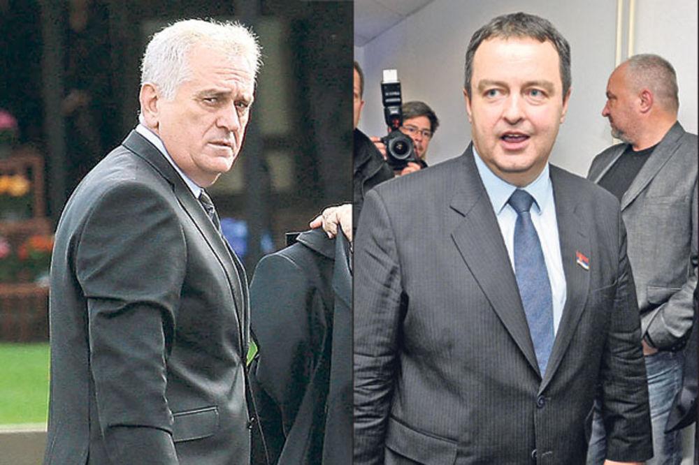 Nikolić: Pitajte Dačića zašto nemamo ambasadore!