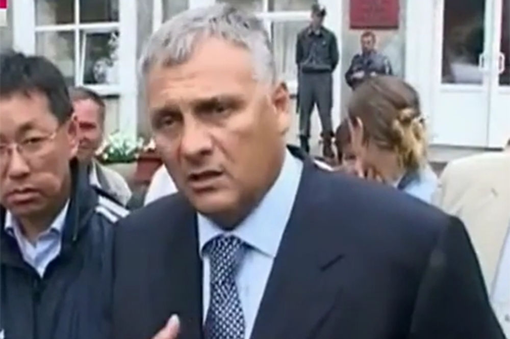 (VIDEO) MOSKVA PROTIV LOKALNOG MOĆNIKA: Uhapšen gubernator Sahalina Aleksandar Horošavin