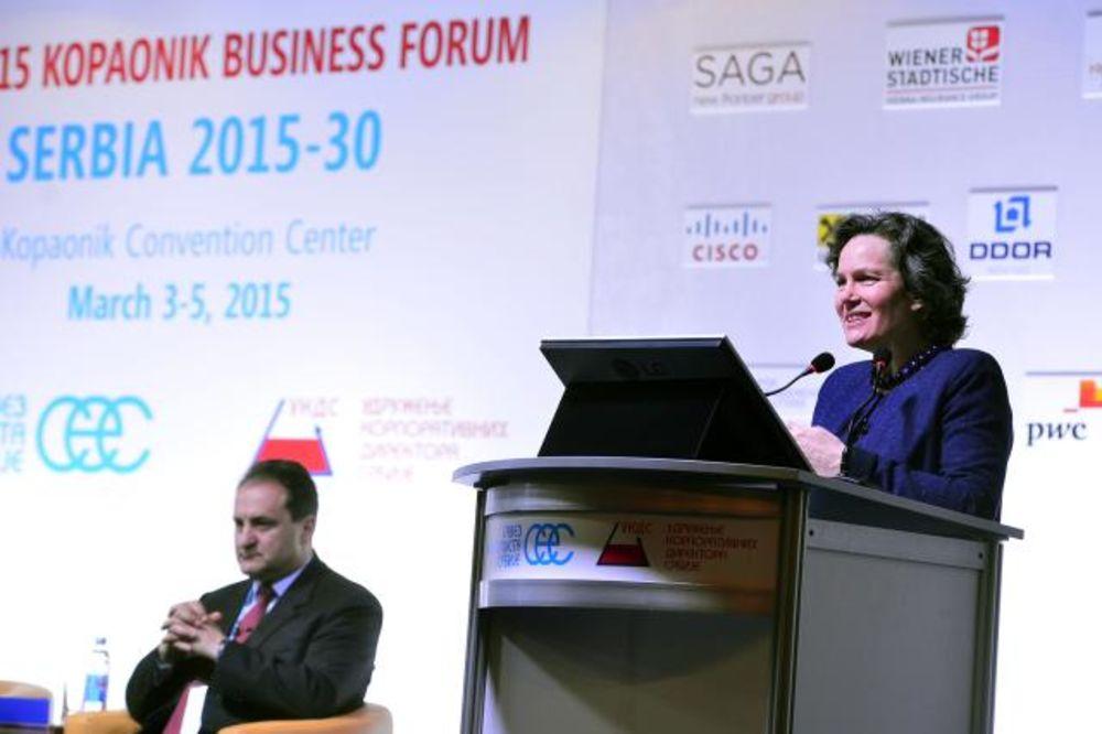 UDOVIČKI NA BIZNIS FORUMU: Razvojnu strategiju nemamo, ali ima volje da je donesemo