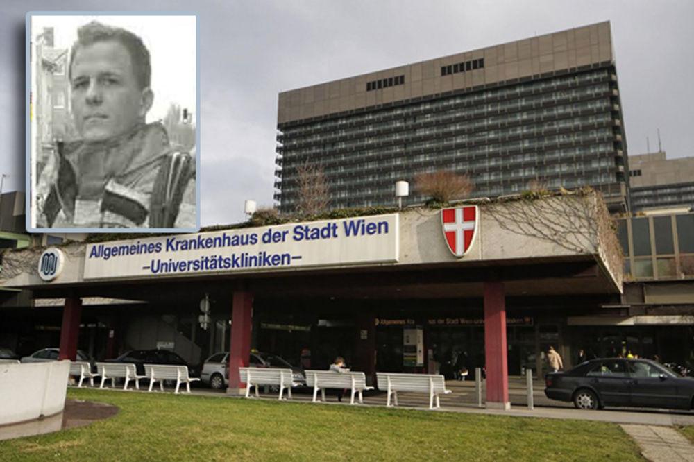 SKANDAL: Mladić (25) umro jer su bolnice u Beču odbile da ga prime!