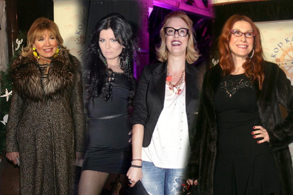 I ONE SU JE PODMLADILE: Maja Marijana, Snežana Dakić, Tijana Dapčević išle na orošavanje vagine!