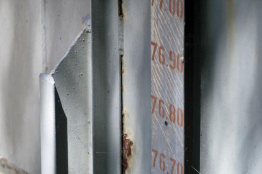 RHMZ: Zapadna Morava će preći upozoravajući nivo