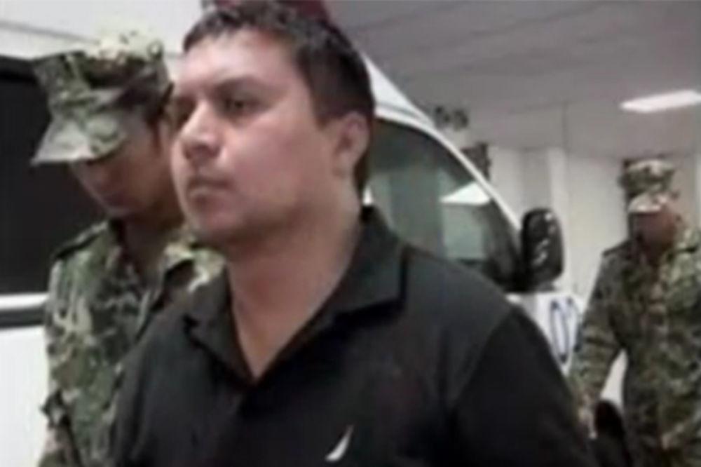 PAO VOĐA NARKO KARTELA ZETAS: Krvavi Omar Trevin Morales uhapšen u Meksiku